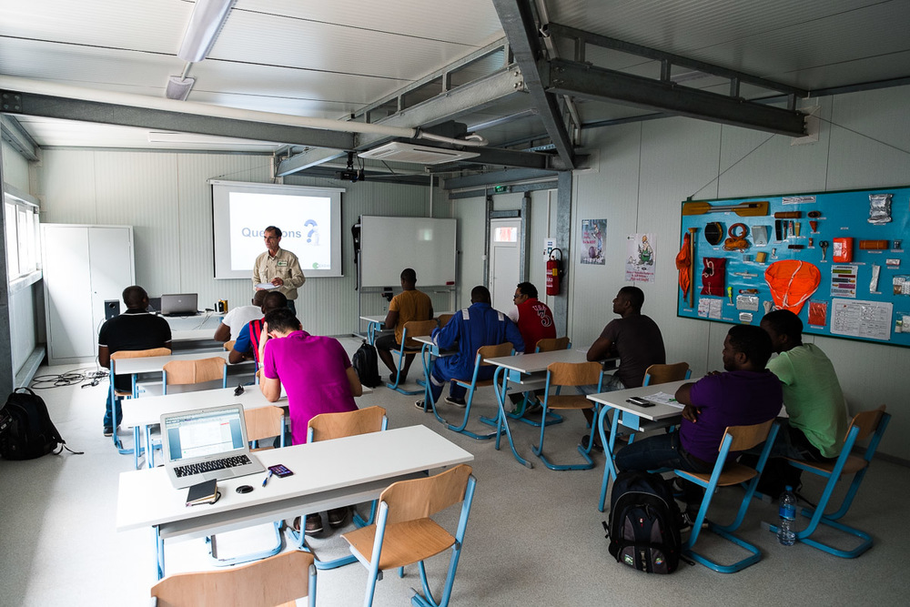 Modern and functional Classrooms