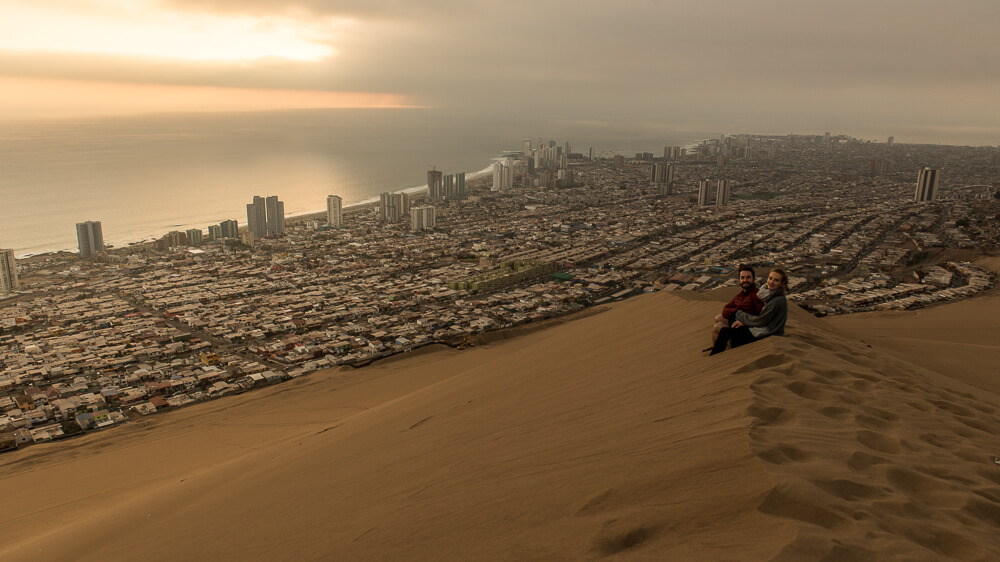 Iquique and us