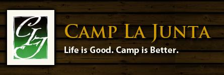 Camp La Junta Logo