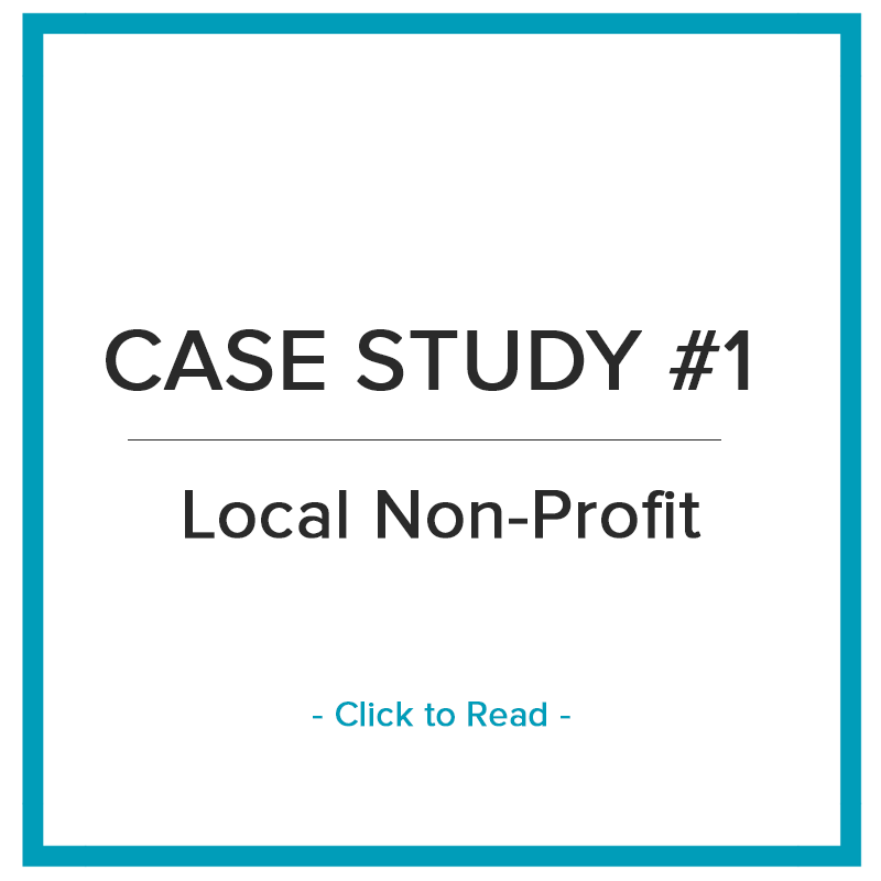 Case Study 1: Local Non-Profit
