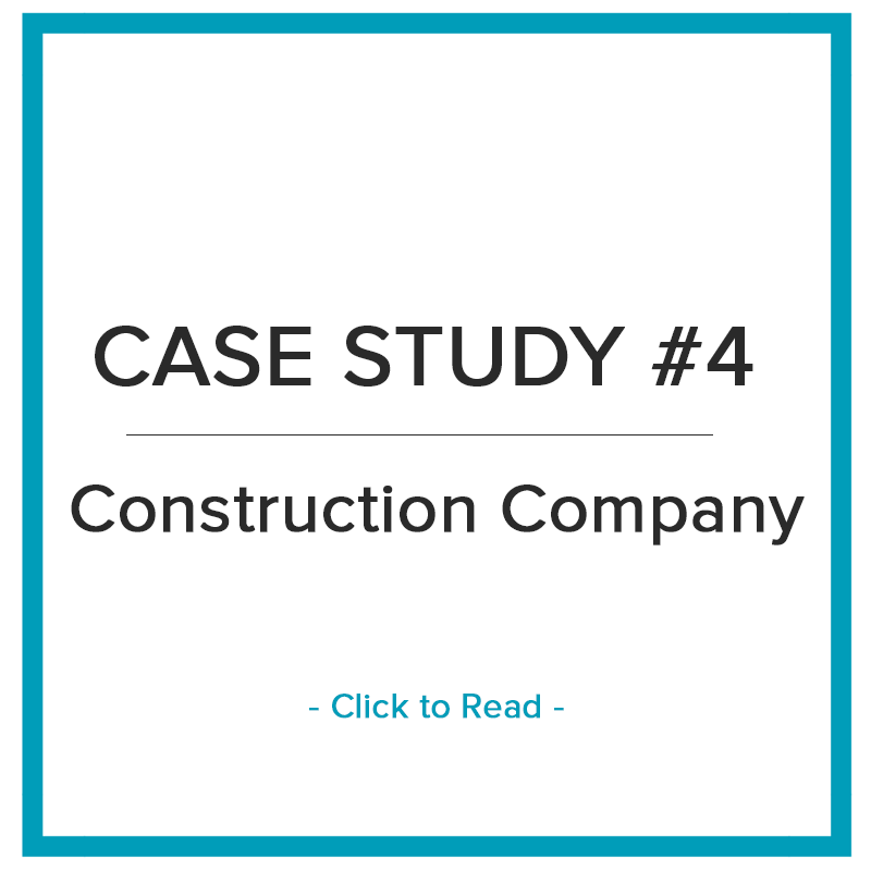 Case Study: Construction Company Cares for Employees