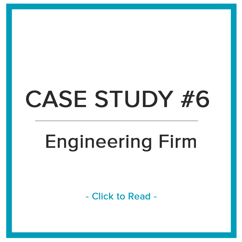 Case Study: Engineering Firm Committee Seeks Quarterback and Investment Oversight