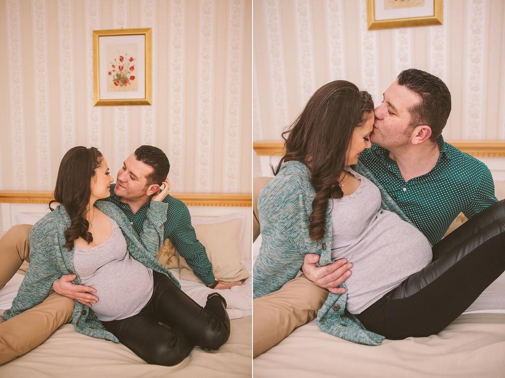 fotografii gravida