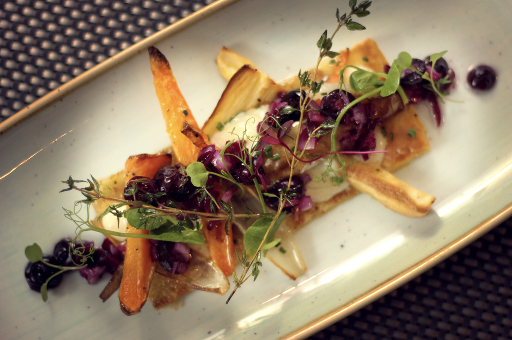 GIN INSPIRED DINING   Stunning dishes inspired by our favourite spirit   Book Now