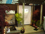 2006 Exhibitor's Choice Award + Best Original Booth Design (Single Booth)