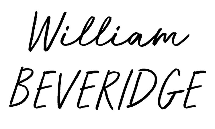 William Beveridge Illustration