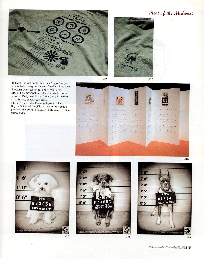 Print Design Annual 2004