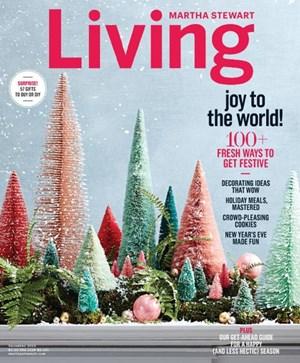 Martha Stewart Living - December 2016