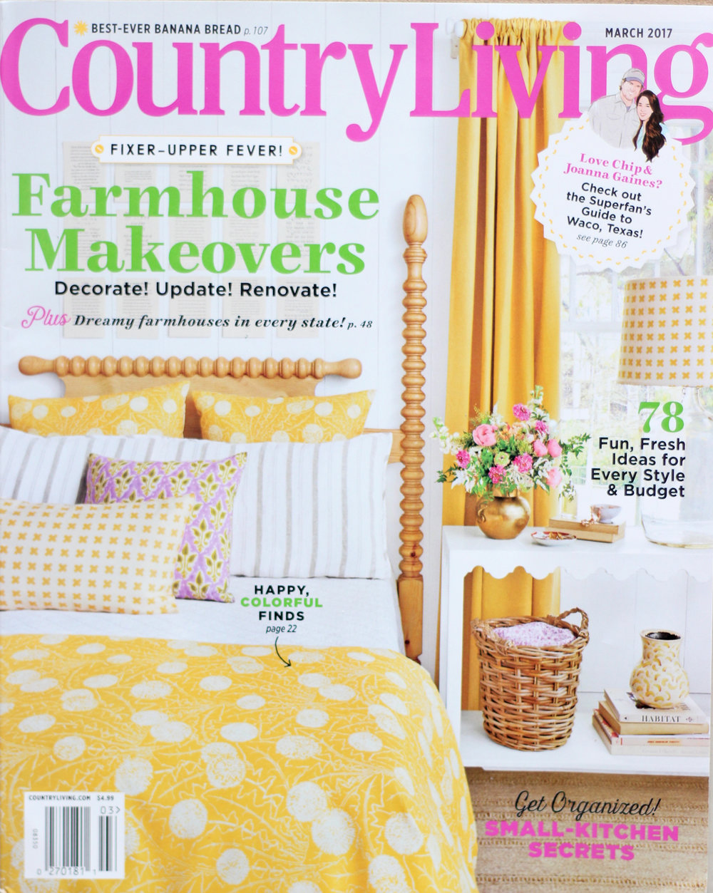 Country Living Spring 2017