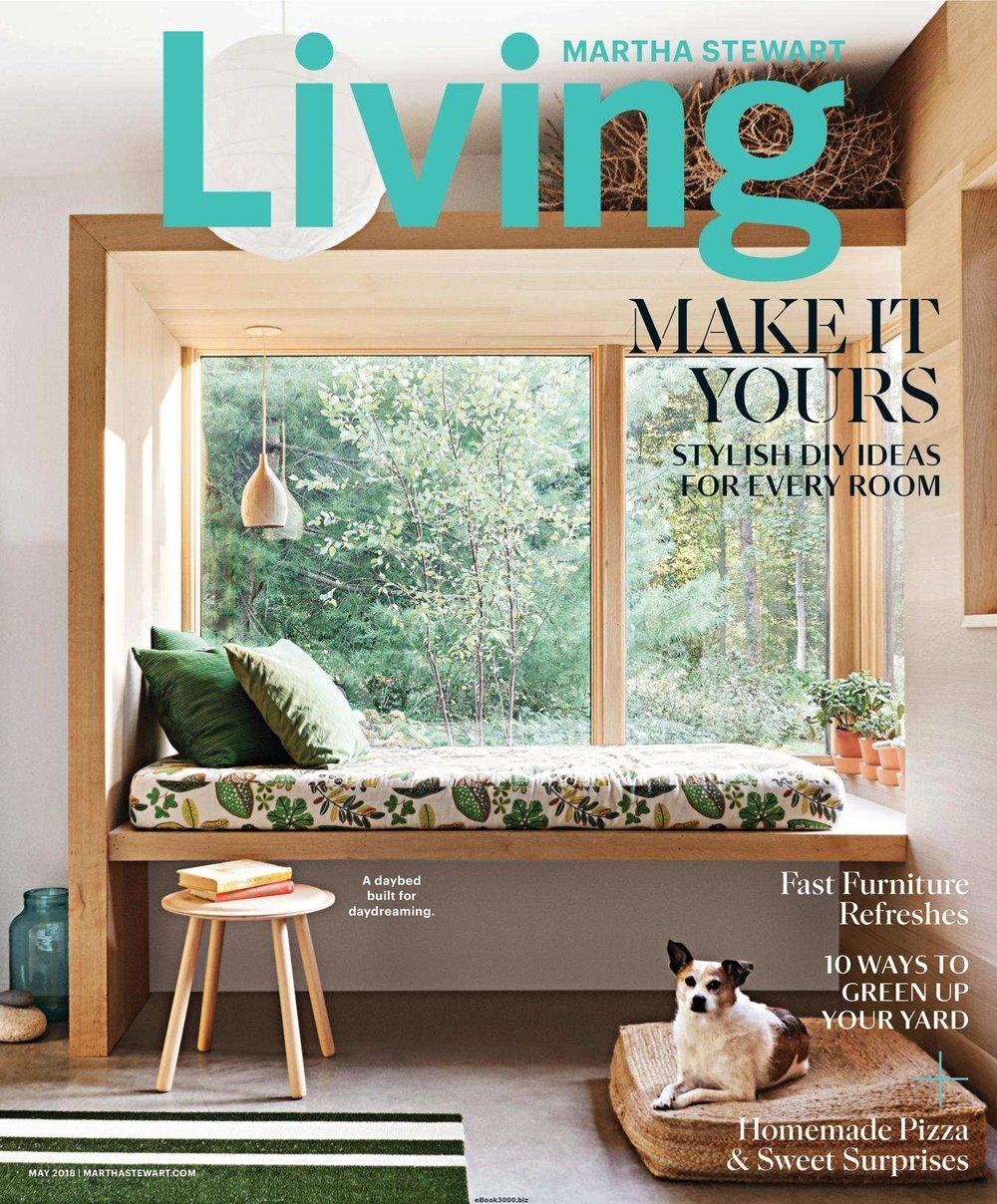 Martha Stewart Living - May 2018