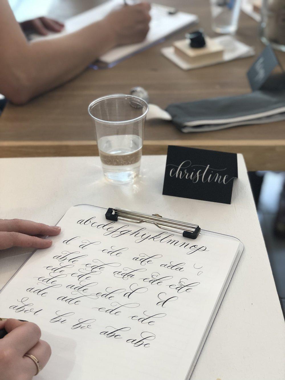 modern calligraphy with Plurabelle Studio.jpg