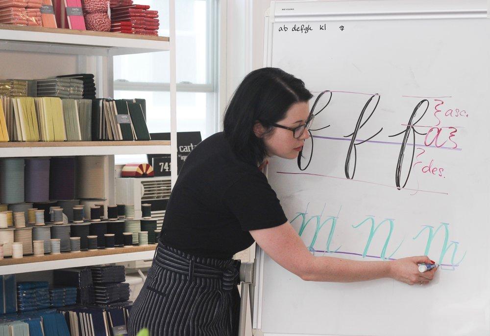 modern calligraphy with Plurabelle Studio1.jpeg