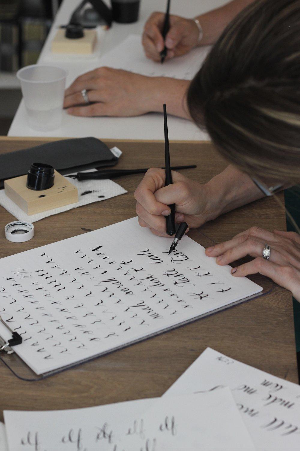 modern calligraphy with Plurabelle Studio5.jpg