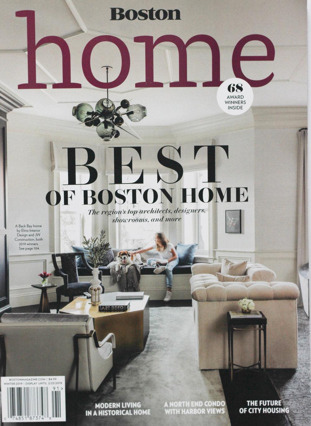Boston Home - December 2018