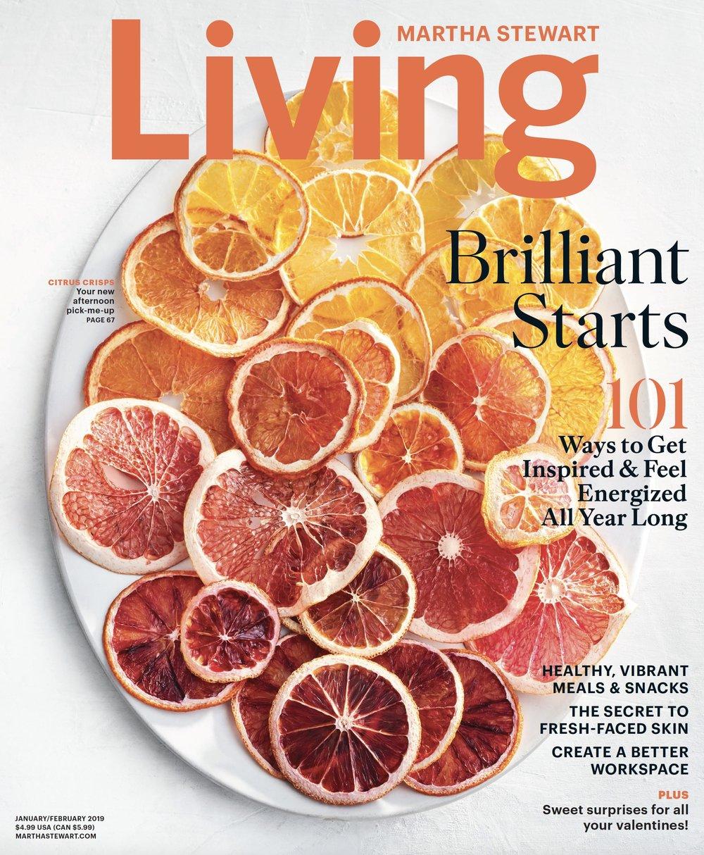 Martha Stewart Living - Winter 2019