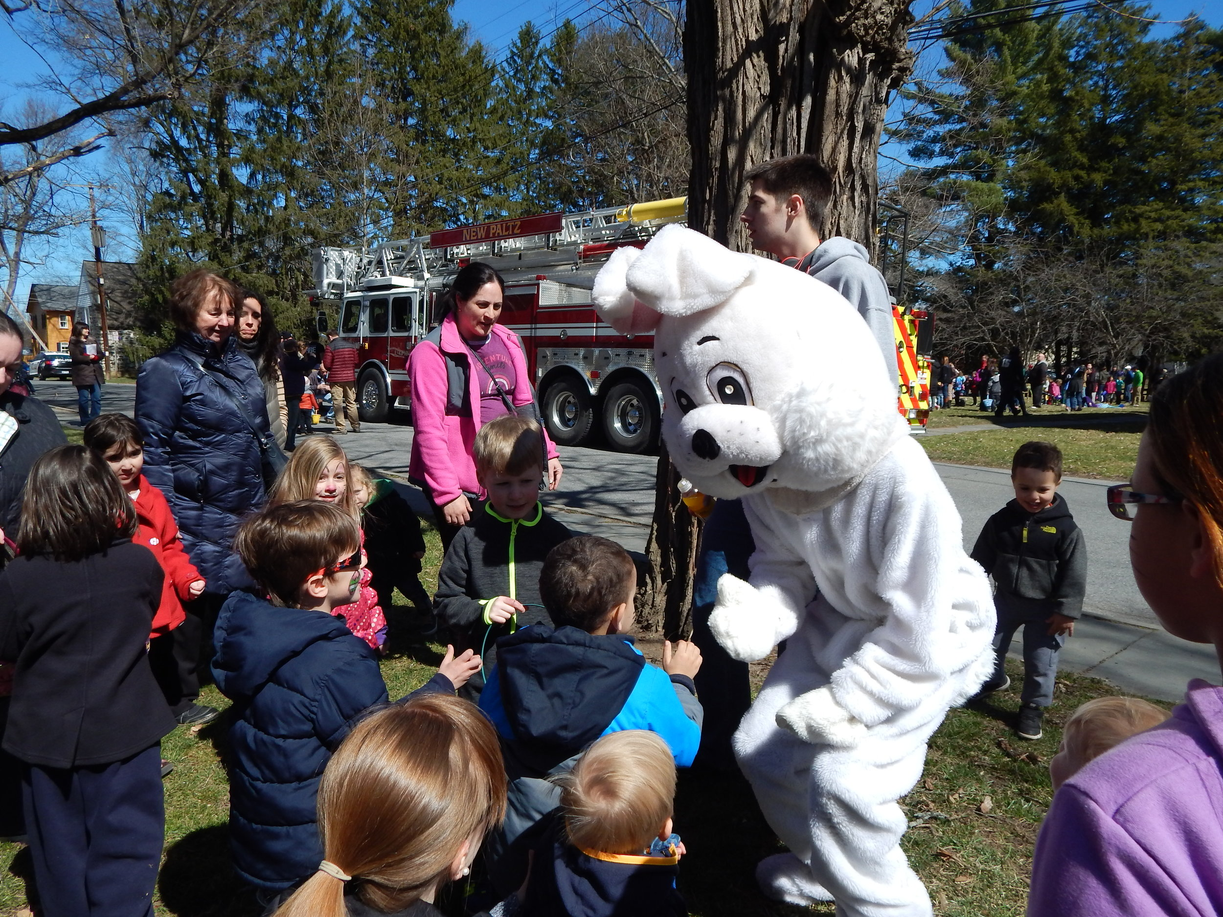 new paltz youth program 30th annual easter egg hunt - New Paltz Halloween