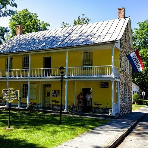 Visit @huguenotstreet this Sunday for our annual Family Day with free admissions! Take a look at @hhsmuseumshop's latest photo for a special deal on our #FathersDay pick of the month. #NewPaltz #HudsonValley