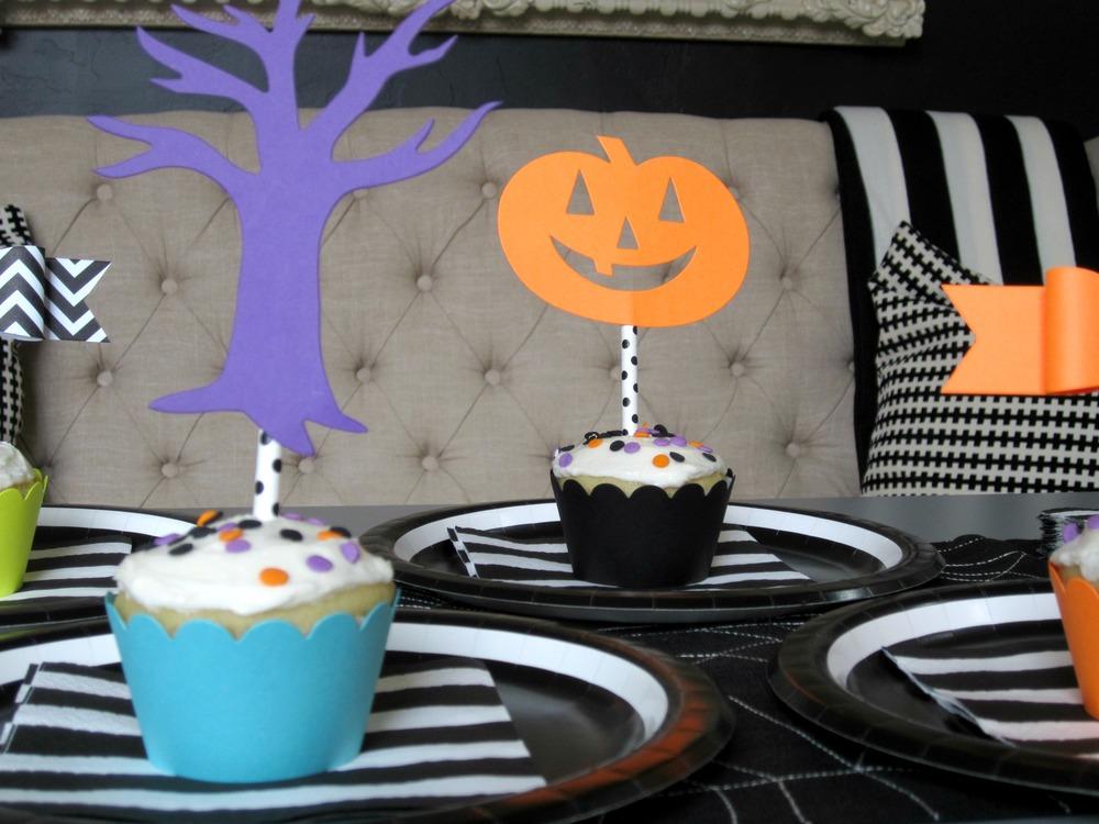 Design Sprinkle: Halloween Party Ideas