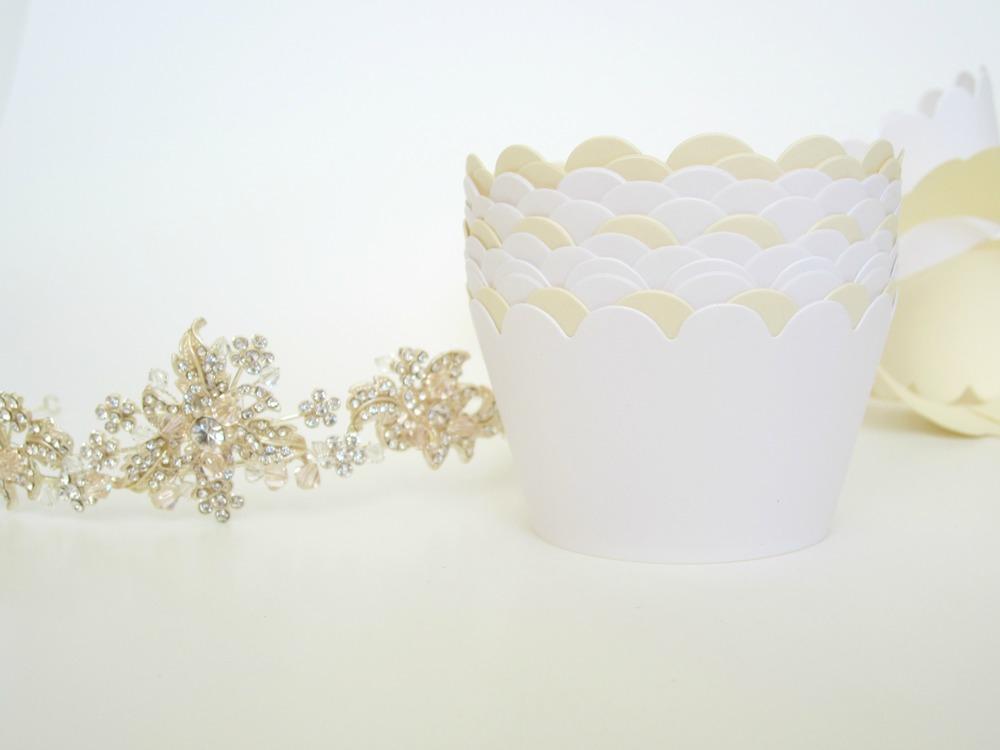 Design Sprinkle:  Cupcake Wrappers!