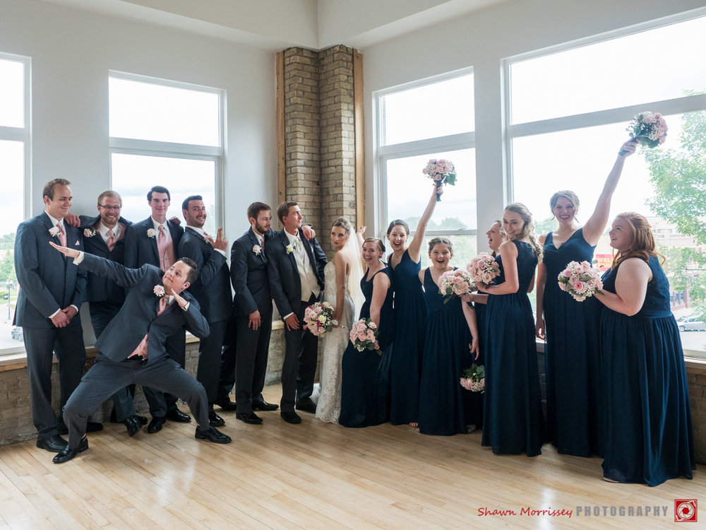 Grand Forks Wedding Photographer 715