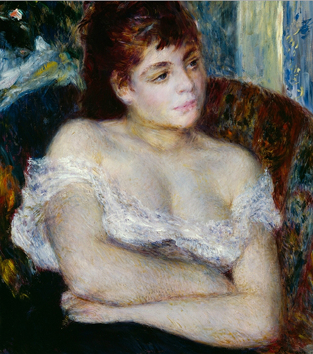 This 1874 Renoir oil was appraised at between $10 Million and $22.5 Million by the various appraisers who have been engaged by adversaries in the Detroit bankruptcy trial
