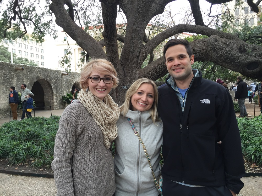 Our visit to San Antonio over the holidays