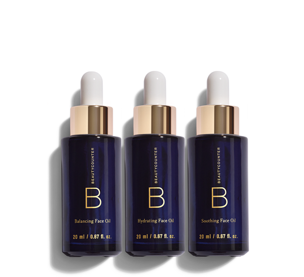 Face Oil Collection  - $185