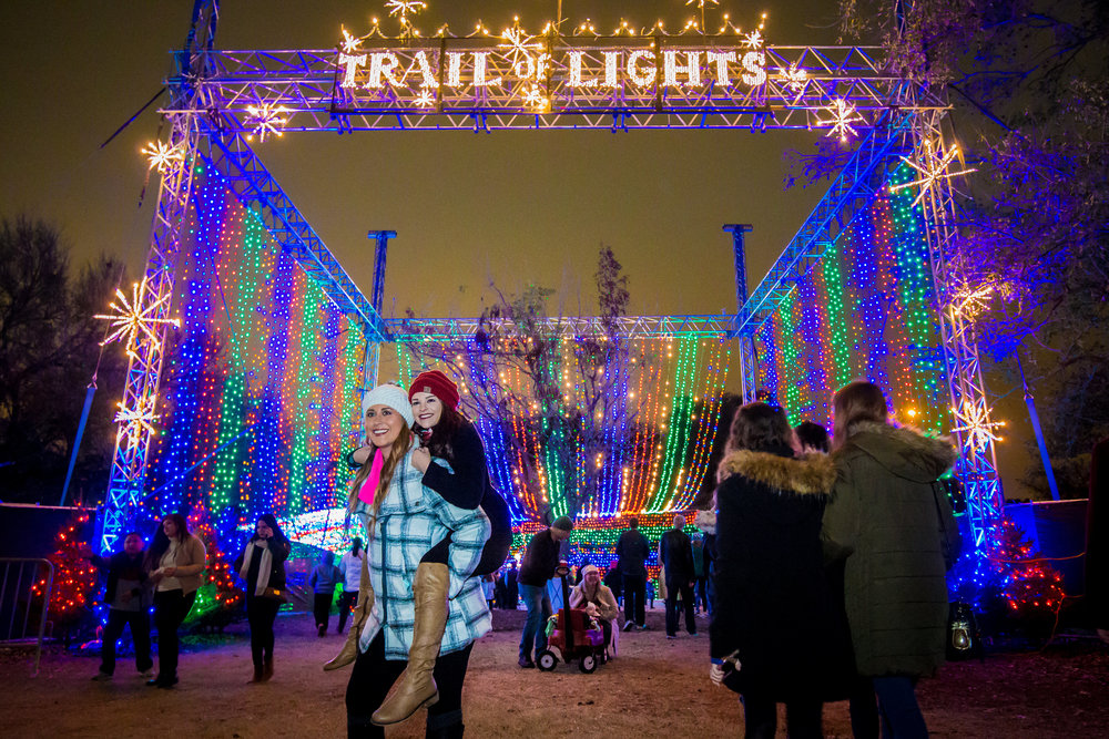 Photo by: Casey Chapman Ross Photography, Courtesy of Austin Trail of Lights