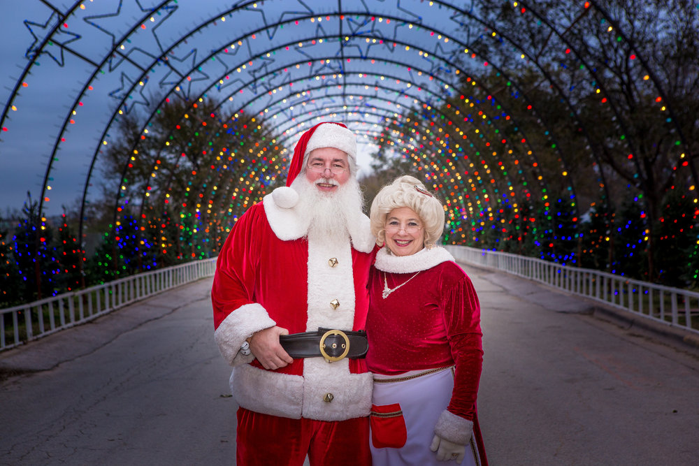 Photo by Casey Chapman Ross Photography, Courtesy of Austin Trail of Lights