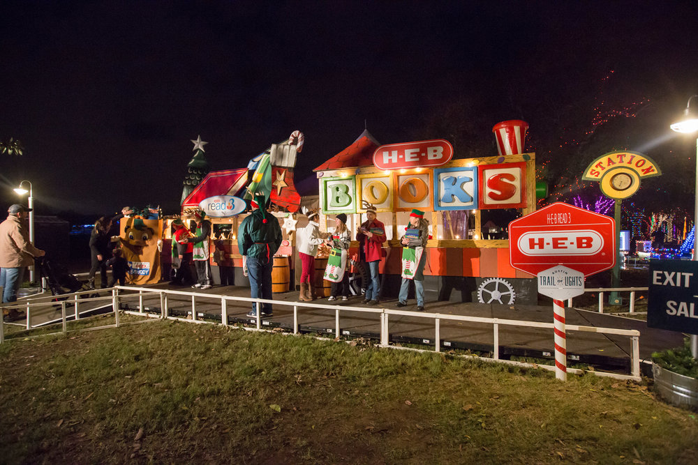 Photo by Ben Porter Photography, Courtesy of Austin Trail of Lights