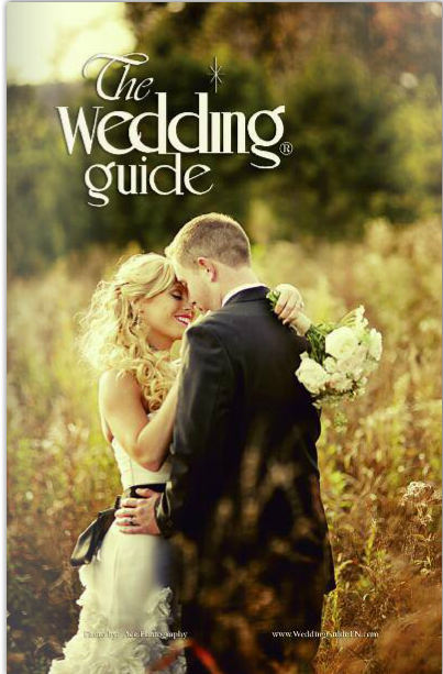 Featured in the   TN Wedding Guide