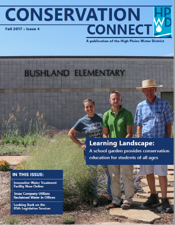The 2017 Conservation connect magazine is now available online:  hpwd.org/magazin e