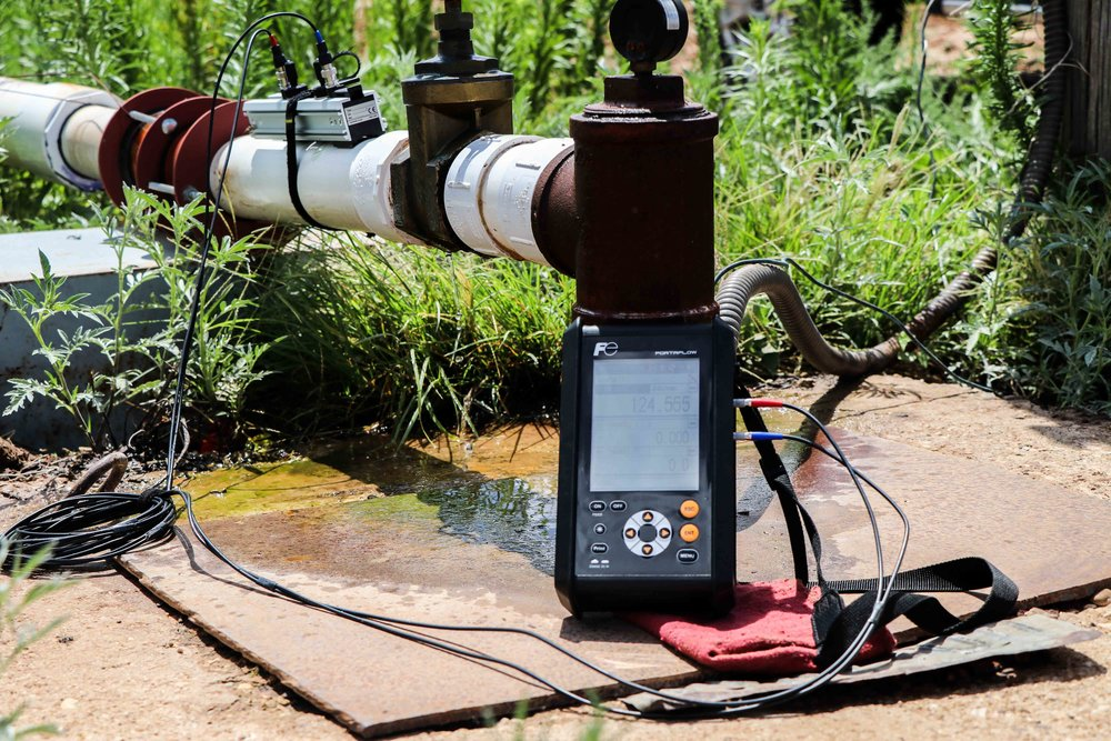 Producers enrolled in the Irrigation Assessment Program will receive water level measurements at the beginning and end of the growing season, as well as ultrasonic flow rates on wells and irrigation systems in the program.