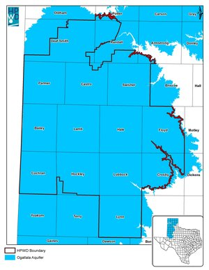 Aquifers — High Plains Water District