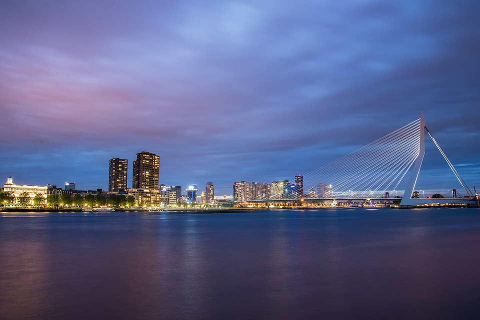 Rotterdam, Netherlands; Source: www.maxpixel.net