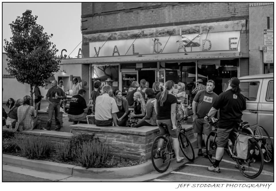 The Cavalcade in Fruita, CO