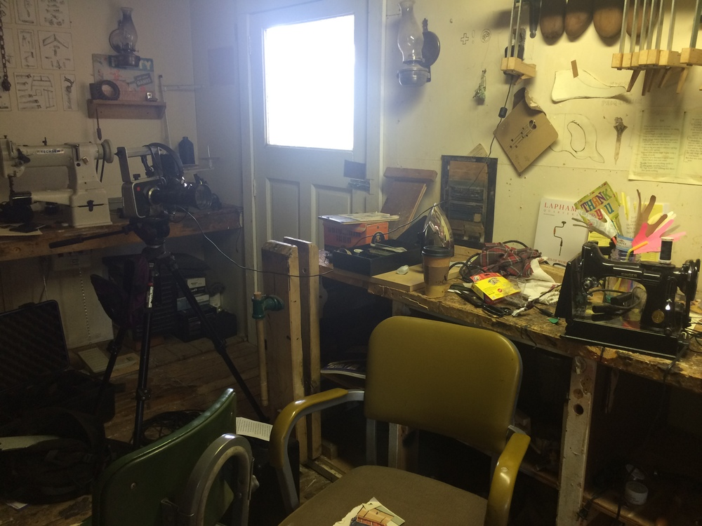 Cullen's shop
