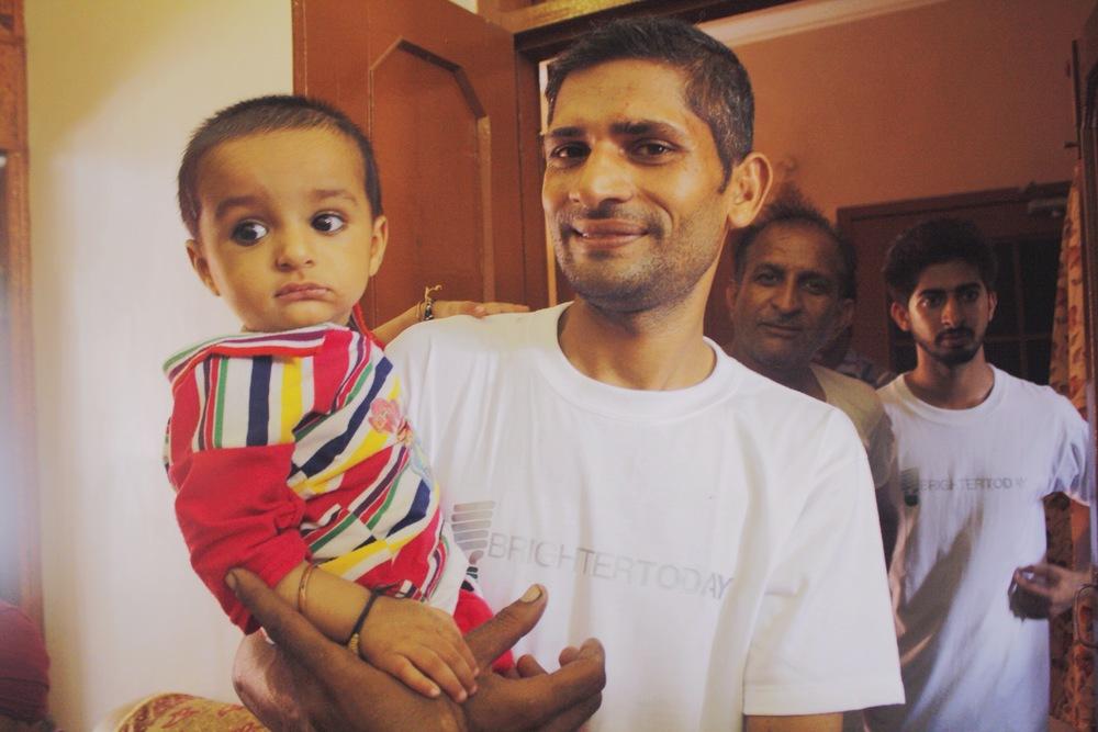 Karambir Singh Village Leader