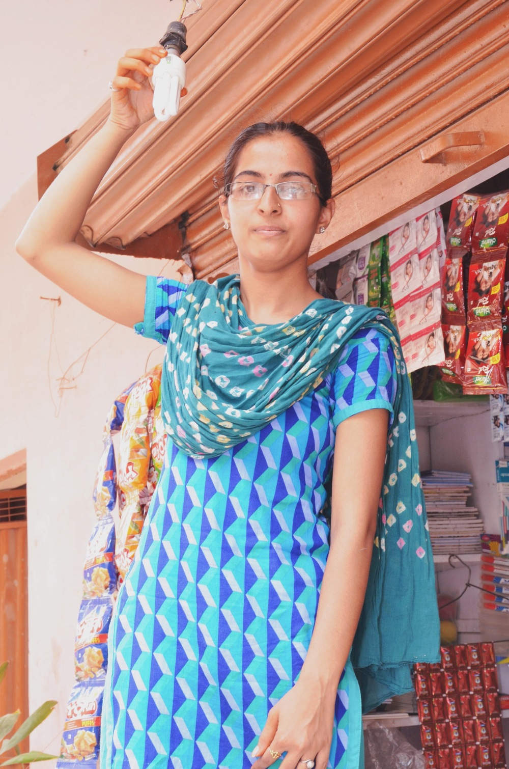 Meenakshi Volunteer