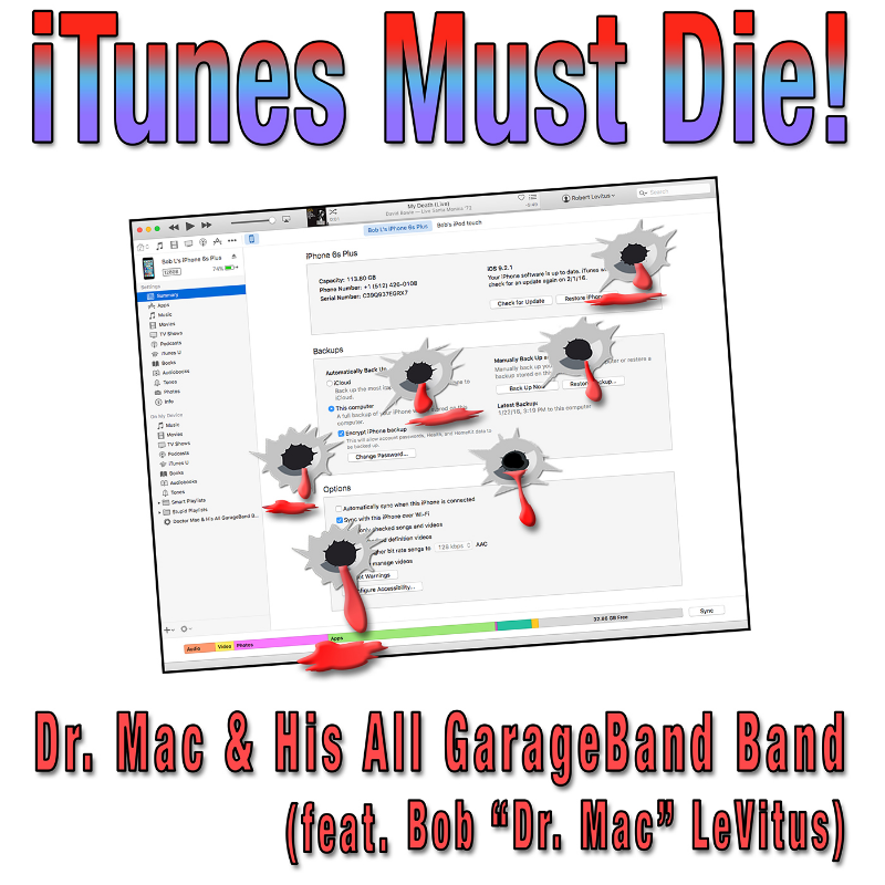 Click to download your free copy of  iTunes Must Die!
