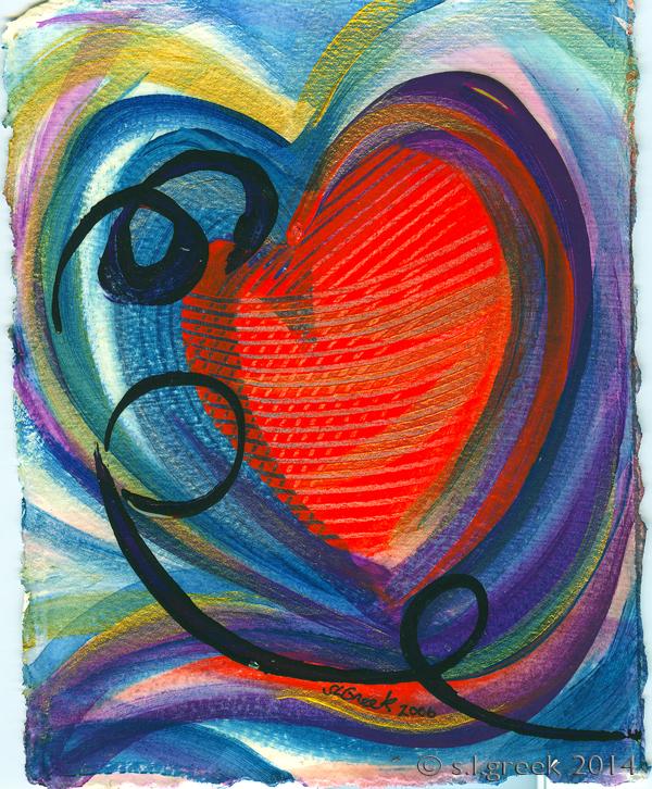 Masquerade Heart