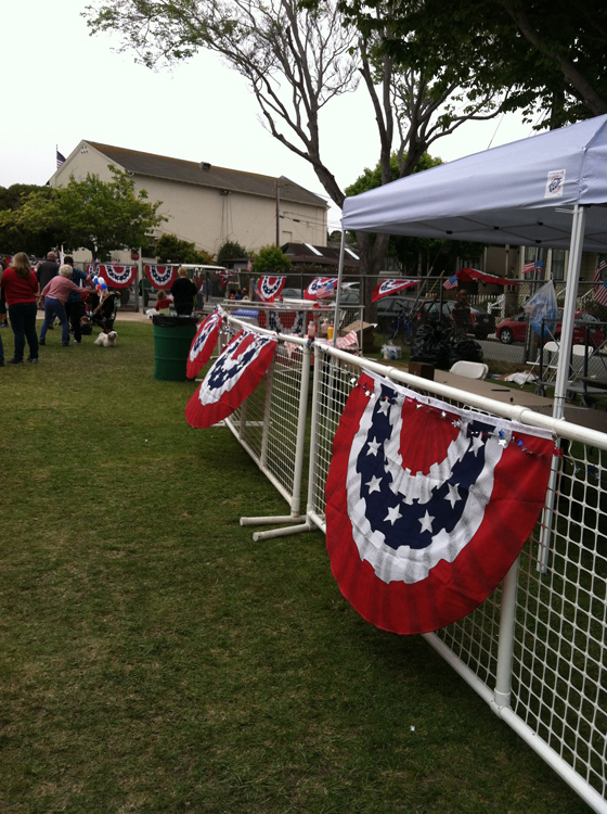 4th of July Town Celebration- Pacific Grove,CA