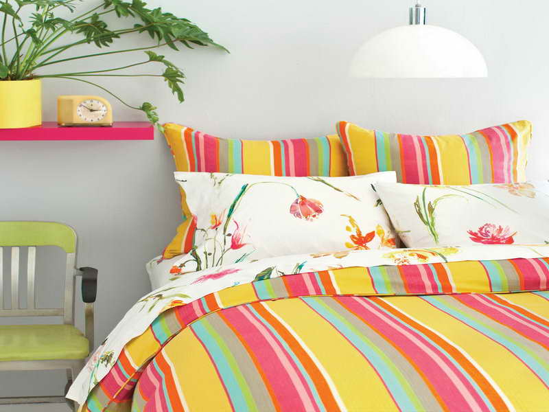 Perfect Colorful Bed Sheets Z And Design