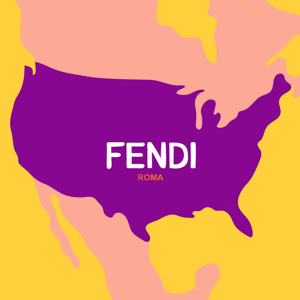 Fendi Road Trip
