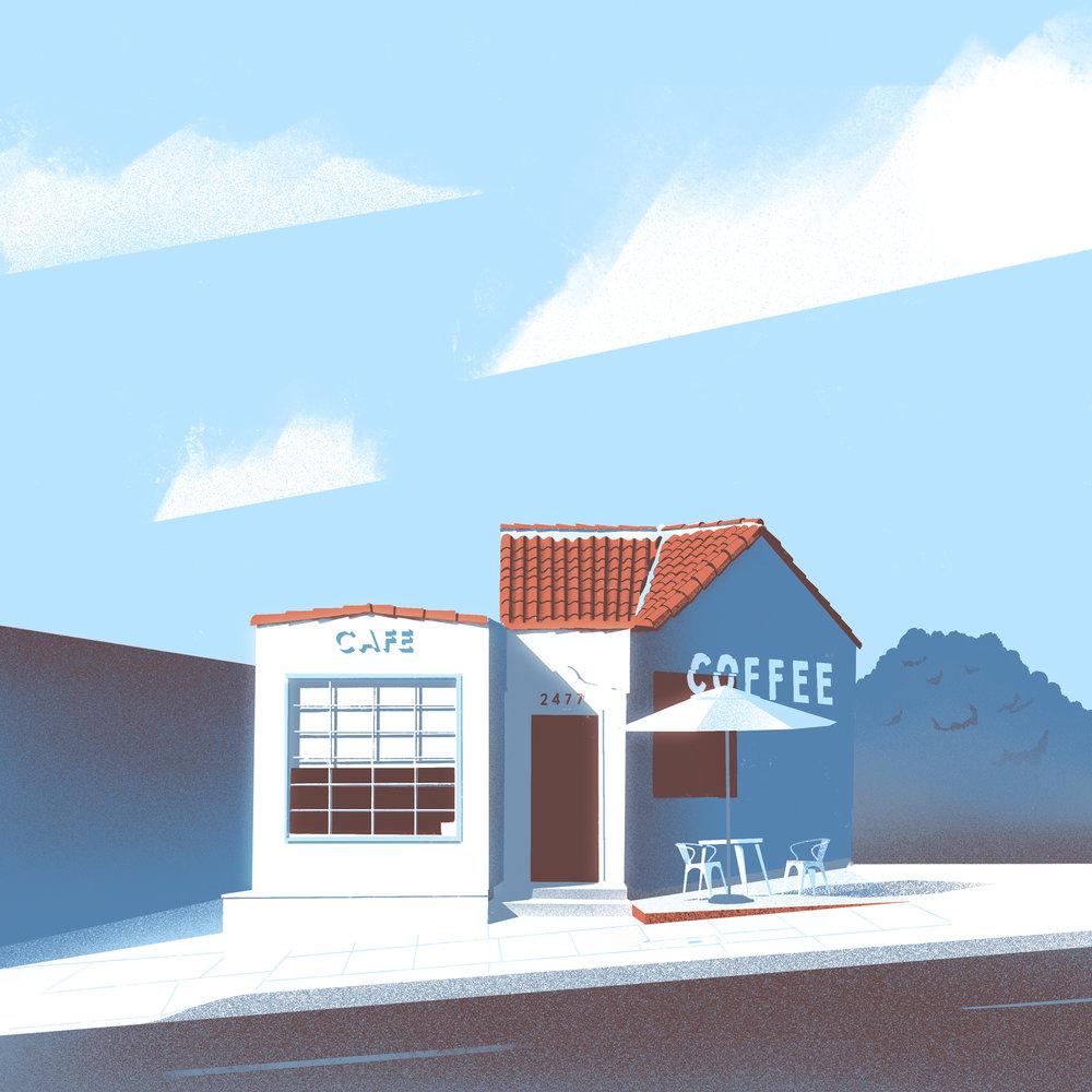 Cafe De Leche •Pasadena, CA