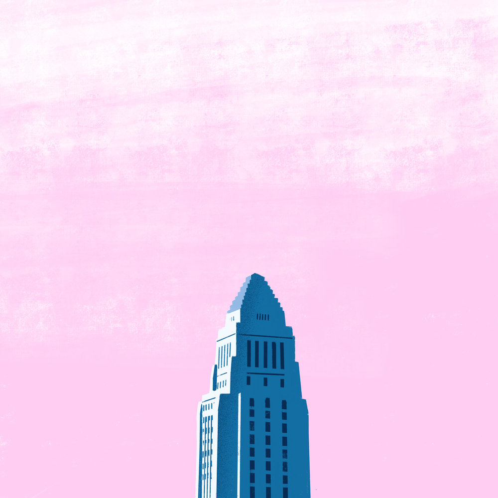City Hall • Downtown, Los Angeles, CA