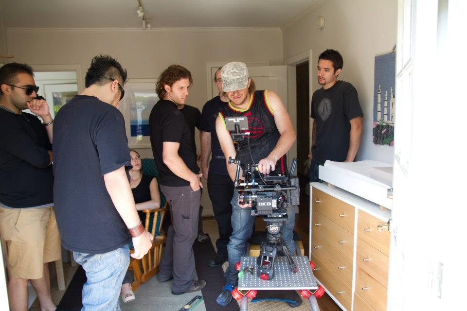DP Thor Wixom on the slider