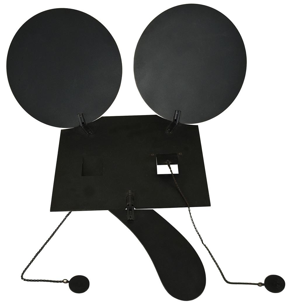 Geometric Mouse, Claes oldenburg