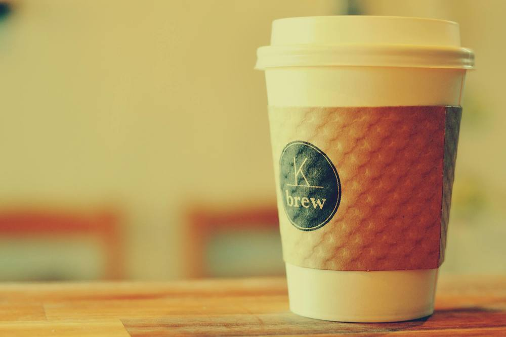 KBrew Coffee Shop