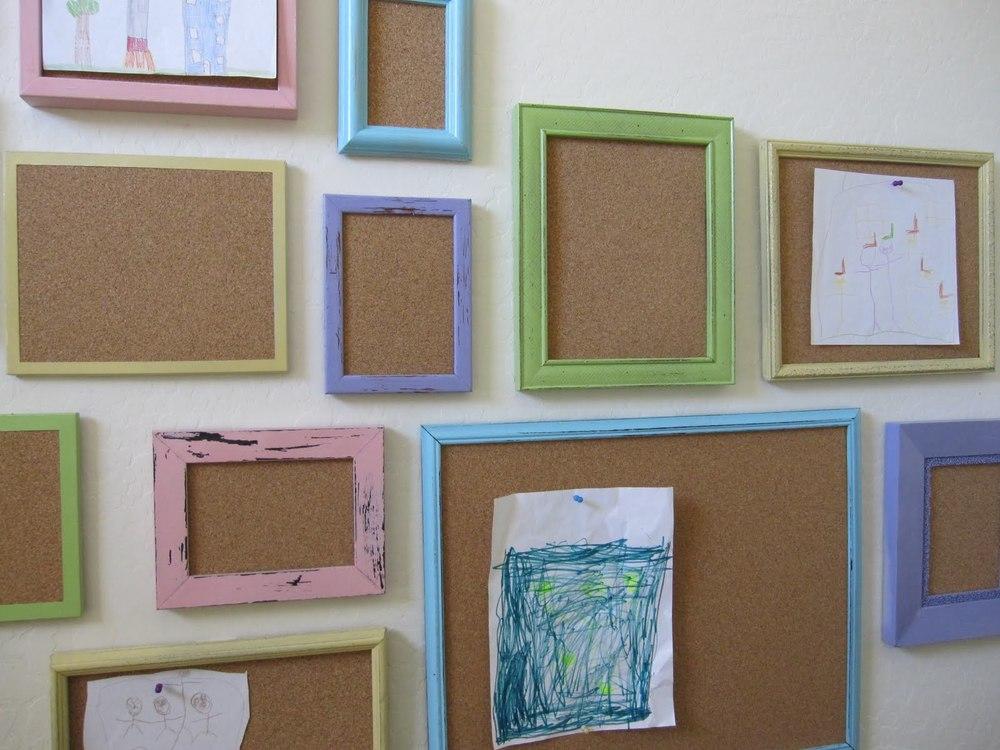 10 Ways to Display Kids Artwork — Help You Dwell